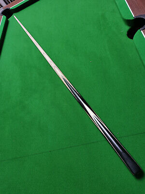 £149.99 • Buy One Piece Handmade Ash Snooker/pool Cue With 9.5mm Tip