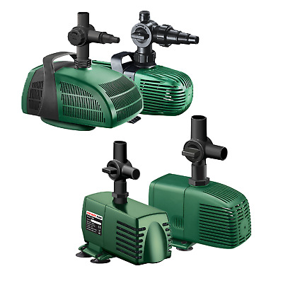 £34.75 • Buy Fish Mate Pond Filter Pumps -all Models- Water Fountain And Waterfall Garden Koi