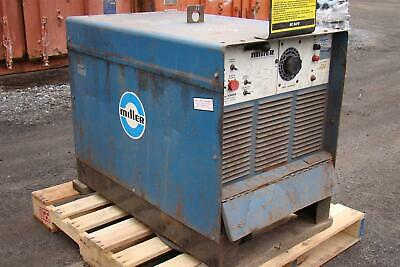 $1450 • Buy Miller Gold Star 400SS Direct Current Arc Welding Power Source 76/38Amperes 19.8
