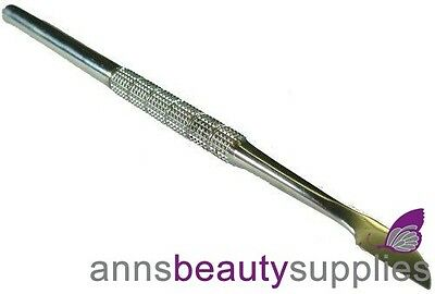 Beauty A M Stainless Steel Cuticle Remover Knife Scraper Nail Art Nails Student • 5.99£