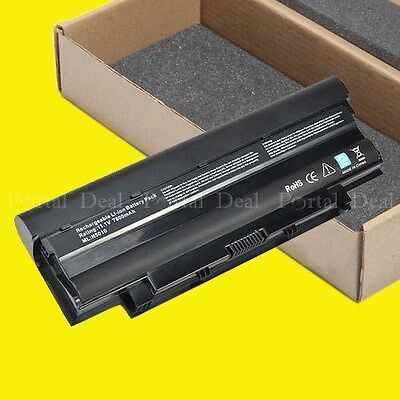 $83.88 • Buy 9 Cell Battery For Dell Inspiron 17R N7010 N7010D N7110R J1KND 04YRJH 9TCXN