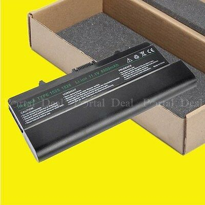 $58.98 • Buy 9 Cells Battery For M911G GW240 312-0626 Dell Inspiron 1525 1526 Laptop
