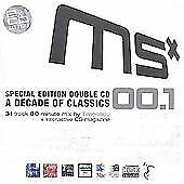 Various Artists : MSX001 Moving Shadow Special Edition CD FREE Shipping, Save £s • 2.94£