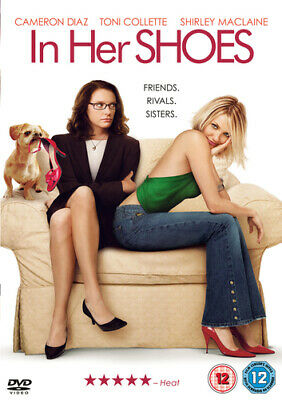 In Her Shoes DVD (2006) Cameron Diaz, Hanson (DIR) Cert 12 Fast And FREE P & P • 2.20£