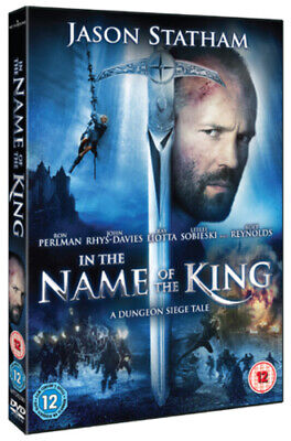 In The Name Of The King - A Dungeon Siege Tale DVD (2008) Jason Statham, Boll • 1.94£