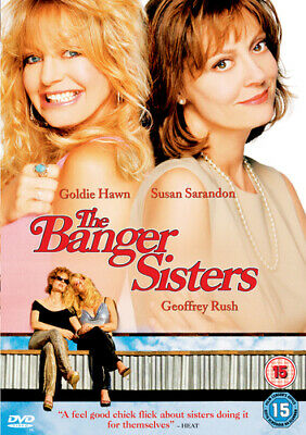 The Banger Sisters DVD (2003) Goldie Hawn, Dolman (DIR) Cert 15 Amazing Value • 2.04£