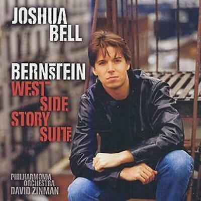 £2.32 • Buy Joshua Bell : Bernstein: West Side Story Suite CD (2001) FREE Shipping, Save £s