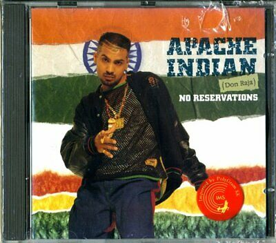 £2.20 • Buy Apache Indian : No Reservations CD Value Guaranteed From EBay's Biggest Seller!