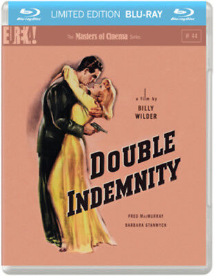 Double Indemnity - The Masters Of Cinema Series Blu-Ray (2012) Fred MacMurray, • 12.72£