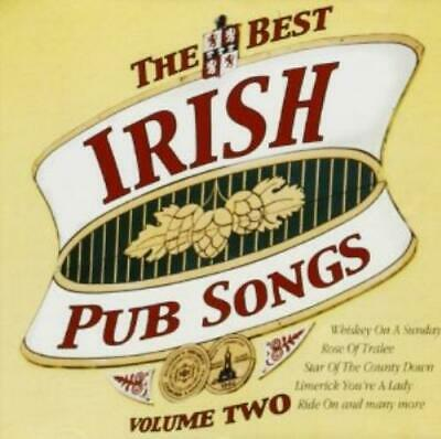 £2.38 • Buy Various : Best Of Irish Pub Songs 2 CD Highly Rated EBay Seller Great Prices