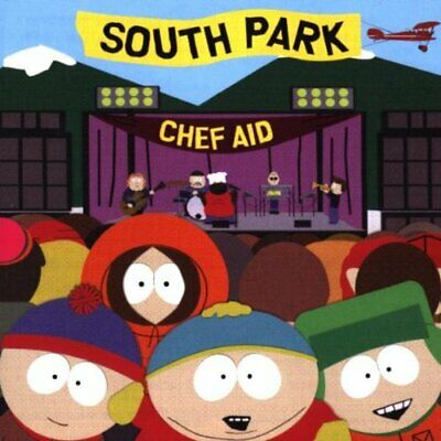 £1.98 • Buy Various Artists : Chef Aid - The South Park Album CD FREE Shipping, Save £s