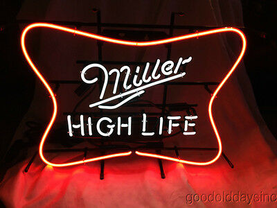 $195 • Buy New Clasic Style Miller High Life Neon Beer Sign