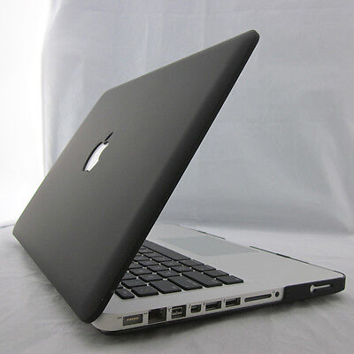 $16.99 • Buy Black Matte Rubberized Hard Case Cover For 2020 Macbook Air Pro 11  12  13  15