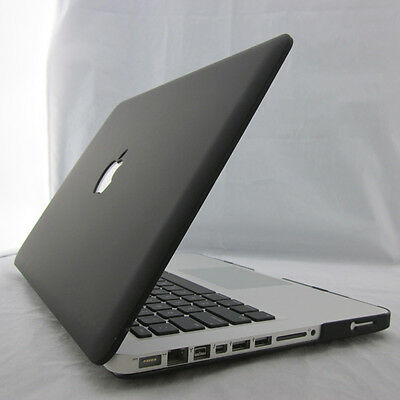 $15.99 • Buy Black Matte Rubberized Hard Case Cover For 2021 Macbook Air Pro 11  12  13  15
