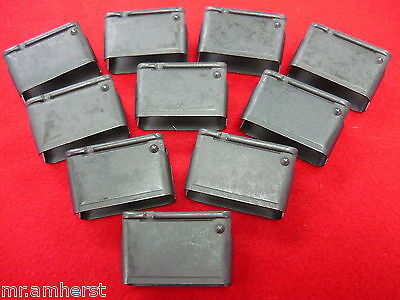 $20 • Buy M1 Garand 8 Rd Clips (10) Made In USA By Govt. Contractor