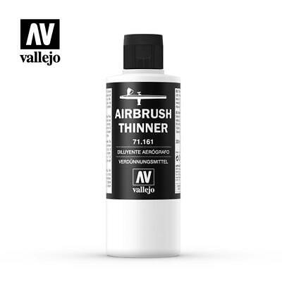 Vallejo Airbrush Paint - Model Air Additives - Thinner 200ml - 71.161 • 10.02£