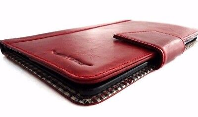 $44.99 • Buy Genuine Real Leather Hard Case For Apple IPad 4 3 2 Credit Card Slots Slim Red R