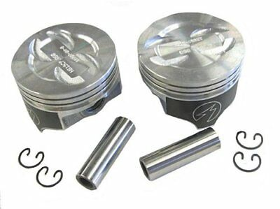 AU254.83 • Buy Speed Pro H615CP30 Small Block Chevy 400 406 Dished Hyper Pistons 030 Bore SBC