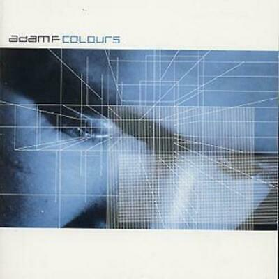 Adam F : Colours CD (1997) Value Guaranteed From EBay's Biggest Seller! • 2.39£