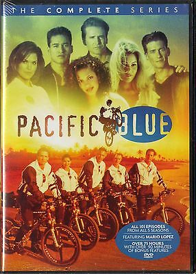 $28.95 • Buy Pacific Blue: The Complete Series (DVD, 2012, 19-Disc Set)  Mario Lopez NEW