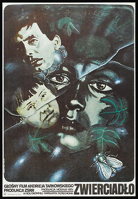 $5.49 • Buy The Mirror Andrei Tarkovsky 1975 Cult Movie Poster Print #11