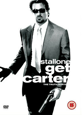 Get Carter DVD (2002) Sylvester Stallone, Kay (DIR) Cert 15 Fast And FREE P & P • 2.38£
