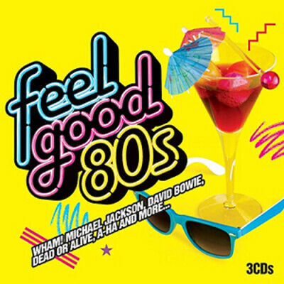 £4.53 • Buy Various Artists : Feel Good 80's CD 3 Discs (2009) Expertly Refurbished Product