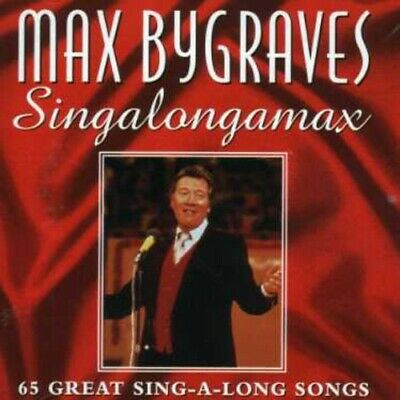 £2.24 • Buy Max Bygraves : Singalongamax CD (1997) Highly Rated EBay Seller Great Prices
