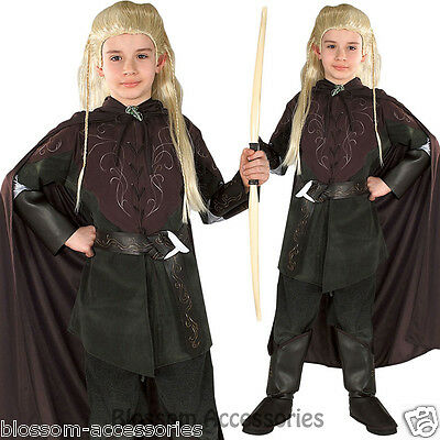 £19.82 • Buy CK384 Legolas Lord Of The Rings Boys Child  Book Week Fancy Dress Party Costume