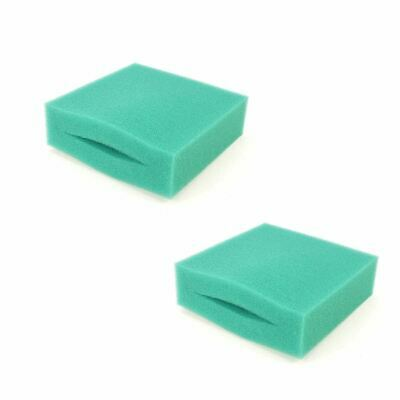 Compatible Twin Pack Replacement Filter Foam Oase Biotec 5.1/10.1 Fine Sponge • 12.29£