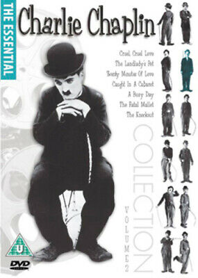 £2.15 • Buy Charlie Chaplin - The Essential Collection: Volume 2 DVD (2004) Charlie Chaplin