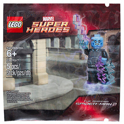 £21.91 • Buy LEGO 5002125 - Super Heroes: Spider-Man 2 - ELECTRO - Poly Bag Set - NEW
