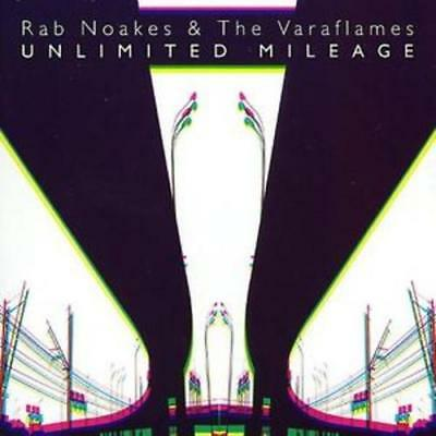 Rab Noakes : Unlimited Mileage CD (2007) ***NEW*** FREE Shipping, Save £s • 12.49£