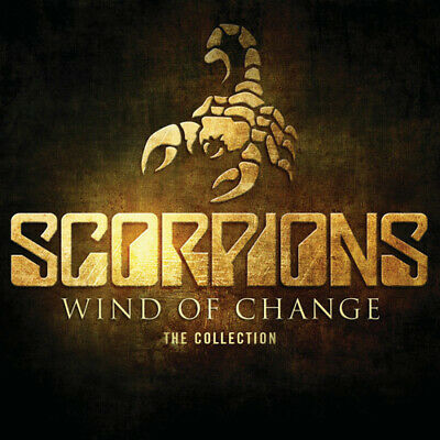 £5.21 • Buy Scorpions : Wind Of Change: The Best Of Scorpions CD (2013) ***NEW***