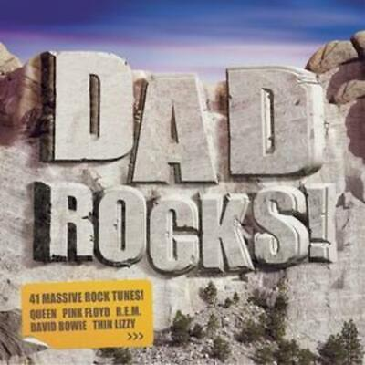 £2.73 • Buy Various Artists : Dad Rocks! CD 2 Discs (2005) Expertly Refurbished Product
