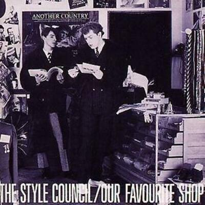 £6.87 • Buy The Style Council : Our Favourite Shop CD (2004) ***NEW*** Fast And FREE P & P