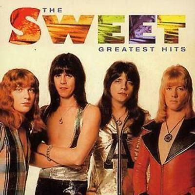 The Sweet : The Greatest Hits CD (2005) ***NEW*** FREE Shipping, Save £s • 6.57£