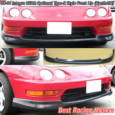 $94.99 • Buy USDM Type-R Style Front Bumper Lip (Urethane) Fits 98-01 Acura Integra 2/4dr