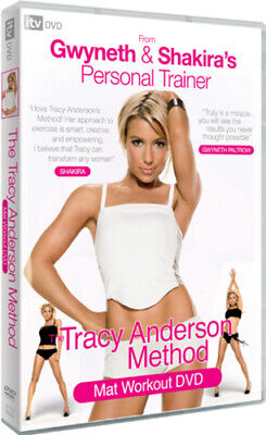 The Tracy Anderson Method: Mat Workout DVD (2009) Tracy Anderson Cert E • 2.12£