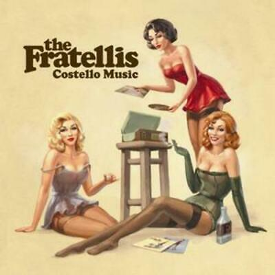 The Fratellis : Costello Music CD (2006) Highly Rated EBay Seller Great Prices • 1.91£