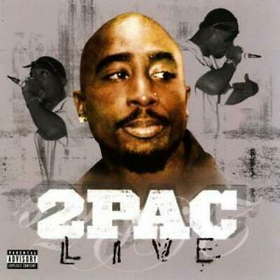 2Pac : Live CD (2004) Value Guaranteed From EBay's Biggest Seller! • 3.48£