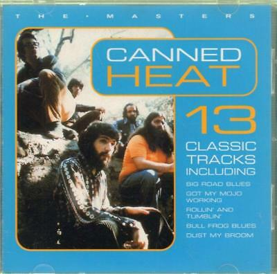 £4.09 • Buy Canned Heat(CD Album)The Masters-