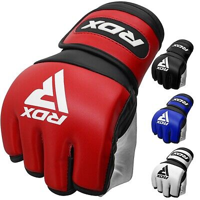 $ CDN42.87 • Buy RDX MMA Gloves Martial Arts Combat Punch Training Sparring Fighting Grappling