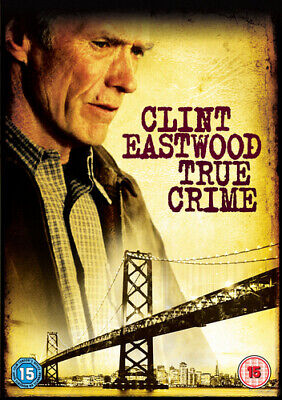 £2.25 • Buy True Crime DVD (1999) Clint Eastwood Cert 15 Incredible Value And Free Shipping!