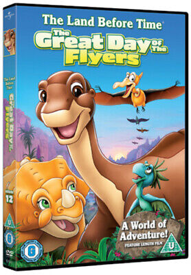 £2.81 • Buy The Land Before Time 12 - The Great Day Of The Flyers DVD (2011) Charles