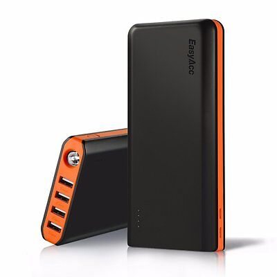 View Details EasyAcc Monster 20000mAh Power Bank External Battery Charger Portable Charger • 26.99£