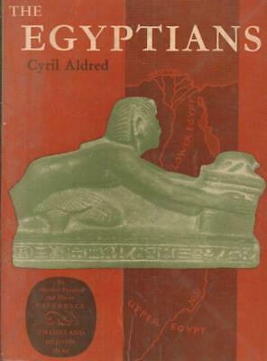 £3.49 • Buy The Egyptians(Paperback Book)Cyril Aldred-Thames And Hudson-UK-1963-Acceptable
