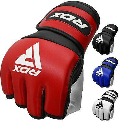 AU48.99 • Buy RDX MMA Gloves Grappling Training Martial Arts Cage Fighting Muay Thai Sparring