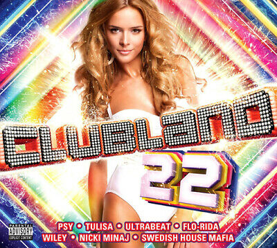 £2.39 • Buy Various Artists : Clubland 22 CD 3 Discs (2012) Expertly Refurbished Product