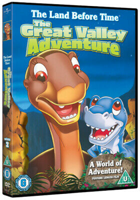 £1.79 • Buy The Land Before Time 2 - The Great Valley Adventure DVD (2011) Roy Smith Cert U